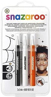 Snazaroo Face Paint Brush Pen, Halloween