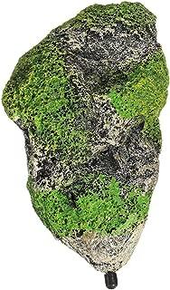 Yinrunx Floating Moss Rocks Resin Stone Decorations Suspended Rock Fish Tank Decoration Rock Aquarium Rocks