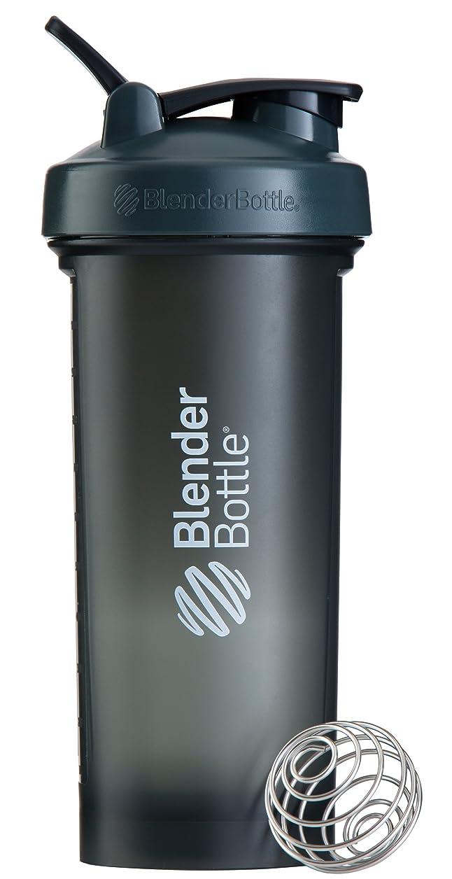 ショートカット致死報復ブレンダーボトル 【日本正規品】 ミキサー シェーカー ボトル Pro45 45オンス (1300ml) グレイホワイト BBPRO45FC G/WT