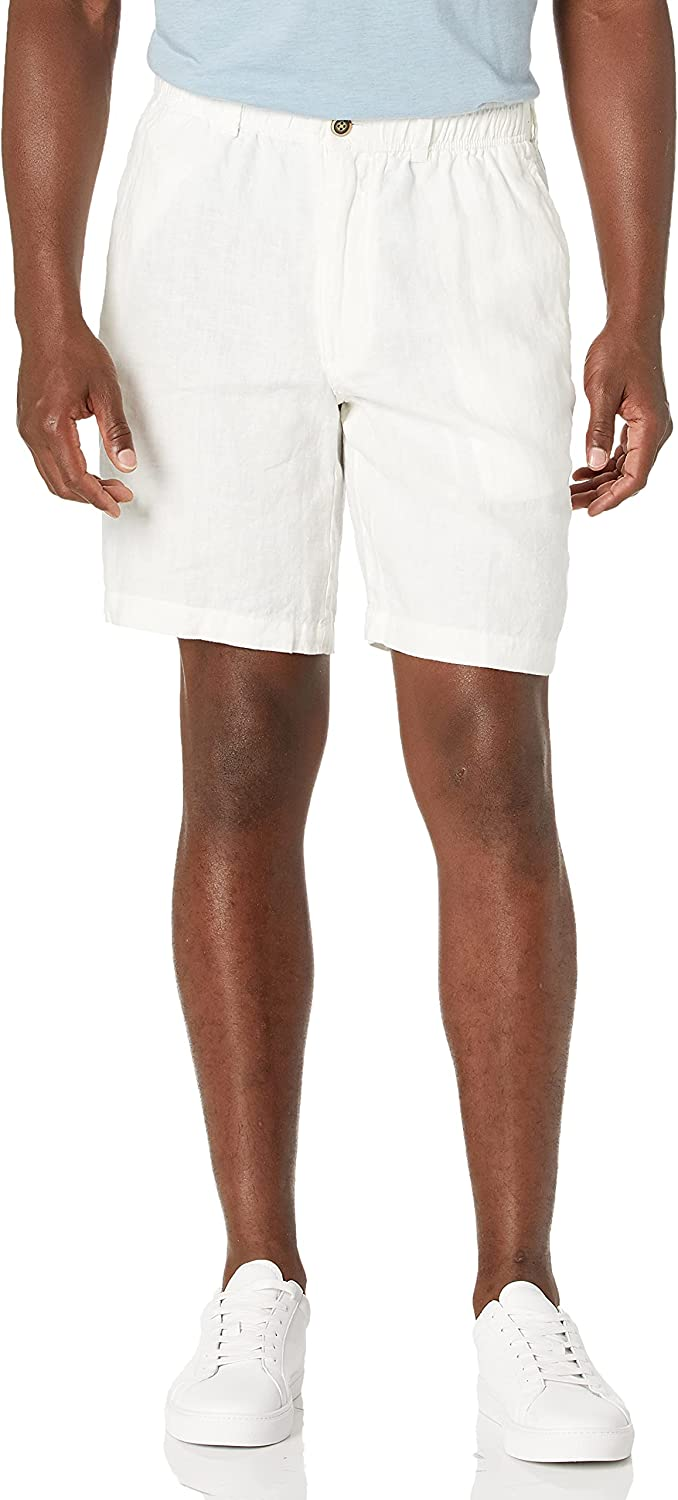 28 Palms Men's Standard Relaxed-fit 9