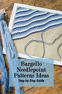 Bargello Needlepoint Patterns Ideas: Step-by-Step Guide: DIY Crochet