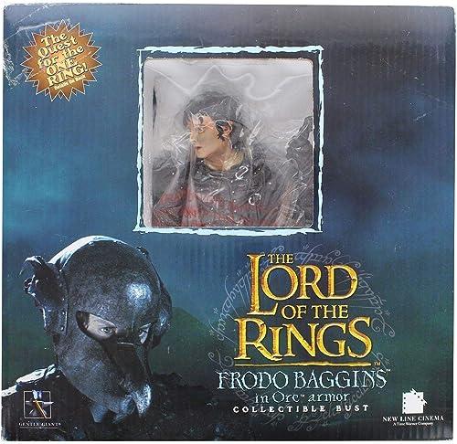 soporte minorista mayorista Lord of the Rings  Frodo in in in Orc Armor Bust  online al mejor precio