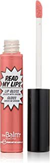 theBalm Read My Lips Lip Gloss, Bam! Highly-Pigmented, Ultra Moisturizing