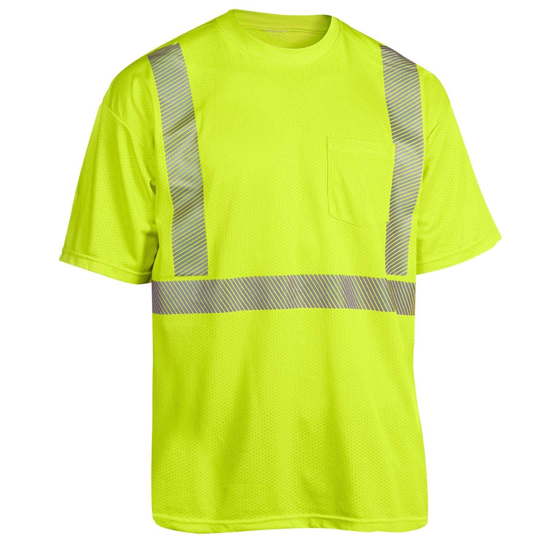 Radians LHV-XTS-AR-P-4XL Short Sleeve Breezelite Green trust Recommendation Original