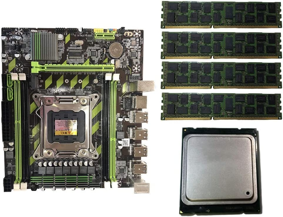 Jilin X79G Turbo Super special price Motherboard LGA2011 E5 CP 2689 Mainboard Product Combos