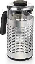 OXO Good Grips Revive French Press with Stainless Steel Case and Glass Carafe, 32 Ounce (8 Cups)