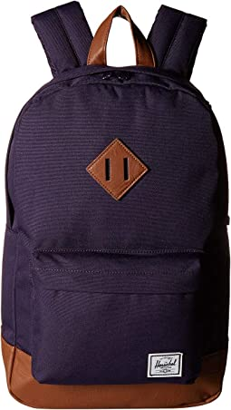 61fa7542a4b Purple Velvet Tan Synthetic Leather. 4. Herschel Supply Co. Heritage  Mid-Volume.  59.94
