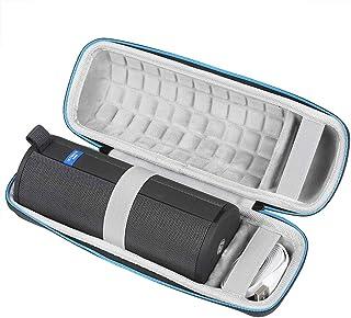 LuckyNV EVA Hard Waterproof Travel Carry Storage Case Bag Compatible with Logitech Ultimate Ears UE BOOM 3 Wireless Speake...