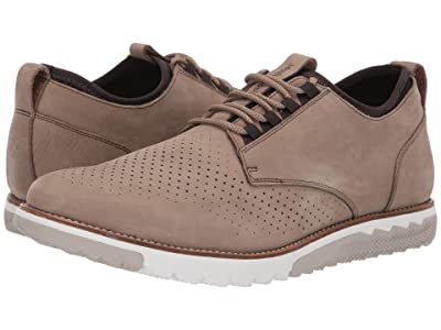 Hush Puppies Expert Perf Oxford (Taupe Nubuck) Men