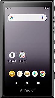 Sony Walkman NW-A105 Hi-Res 16GB MP3 Player, Black (International Version)