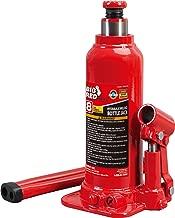 Torin T90803B Big Red Hydraulic Bottle Jack, 8 Ton Capacity