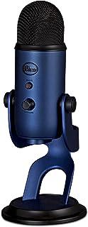 Blue Microphones Yeti USB Microphone, Midnight Blue -...