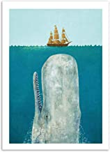 Art Poster The Whale Terry Fan