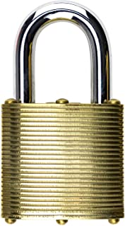 Commando Lock 3001 Marine Series Military Grade Brass Lock (40 Millimeter)