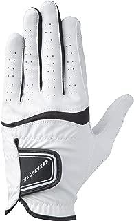 MIZUNO(ミズノ) ゴルフ 手袋 T-ZOID メンズ 左手 ゴルフグローブ 5MJML604 ホワイト 21~26cm