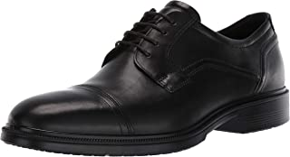 ECCO Lisbon Cap Toe Tie Men's Dress Shoes