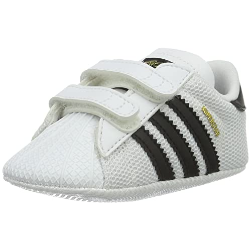 newest collection f6399 59c26 adidas Unisex Babies Superstar Crib Gymnastics Shoes