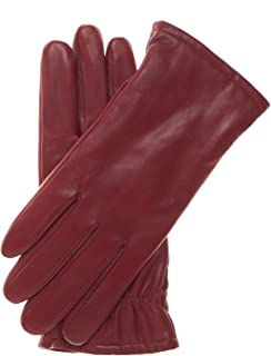 Pratt and Hart Women's Classic Thinsulate® Lined Leather Gloves