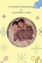 Twins Feeding and Diaper Log