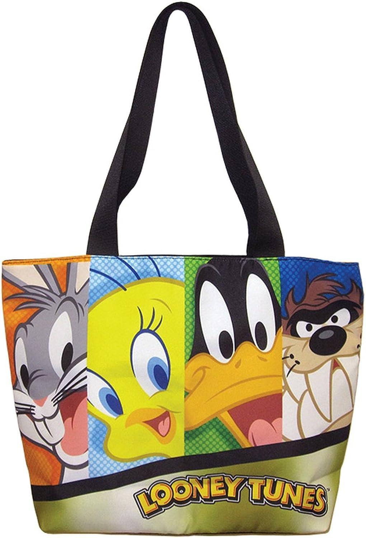 grandes precios de descuento Tote Bag Looney Tunes Tunes Tunes nuevo con licencia 23843  ¡envío gratis!