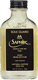 Saphir Medaille d'Or Sole Guard – Conditioner & Protector Oil for Leather Shoes