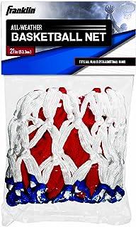 Franklin Sports Basketball Net, Red/White/Blue