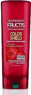 Garnier Fructis Color Shield Conditioner, Color-Treated Hair, 12 fl. oz.