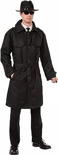 Forum Novelties Men's Secret Agent Spy Trench Coat