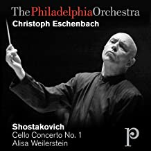 Shostakovich: Cello Concerto No. 1