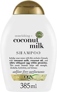 OGX, Shampoo, Nourishing+ Coconut Milk, 385ml