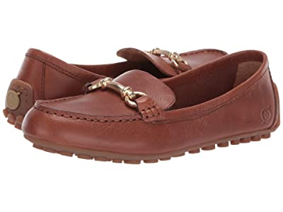 Born Magnolia (Tan (Dark Cognac) Full Grain Leather) Women