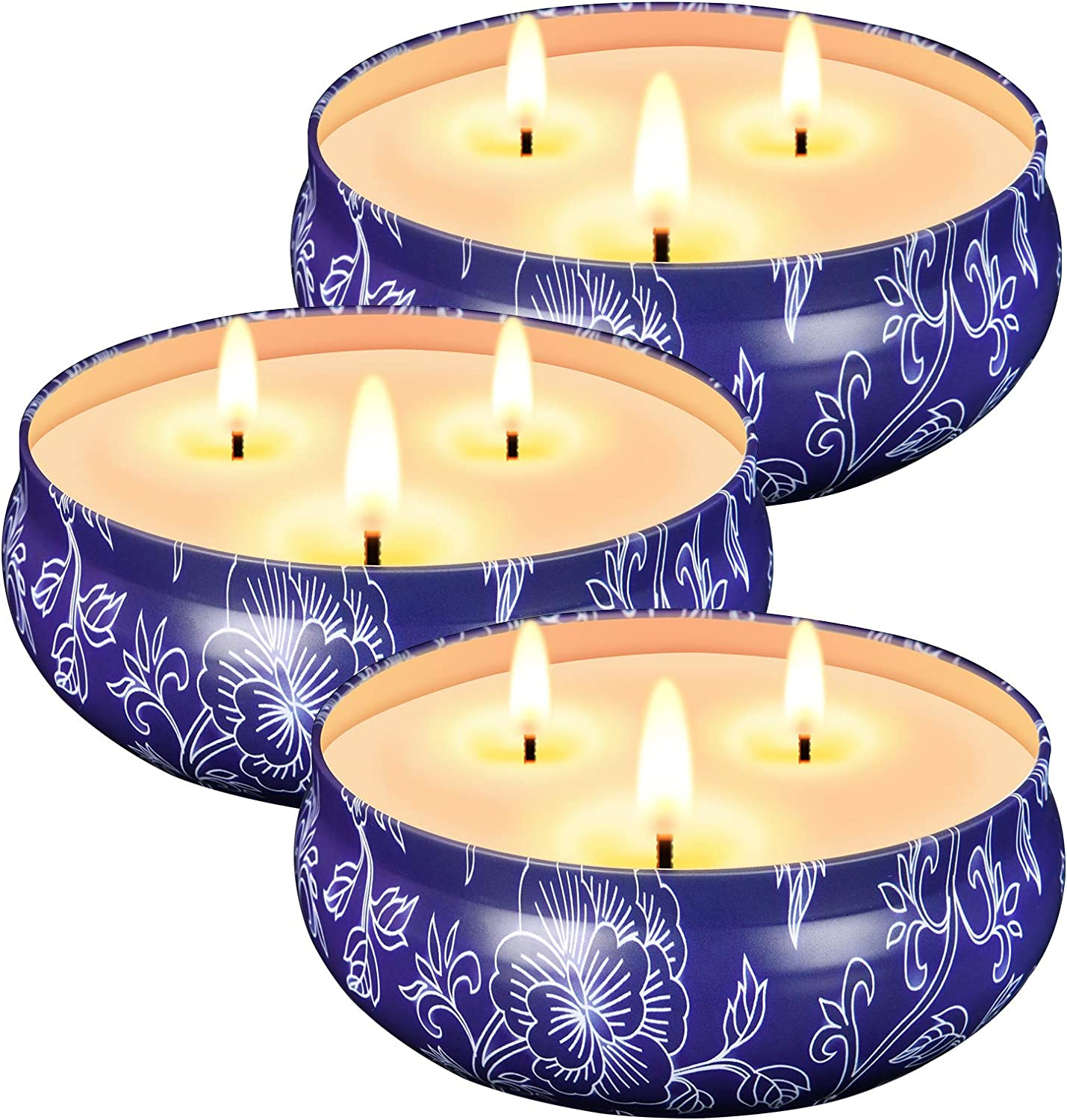 Citronella Candles Outdoor Indoor 3 G x Scented 13.5 Baltimore Mall Oz Selling rankings