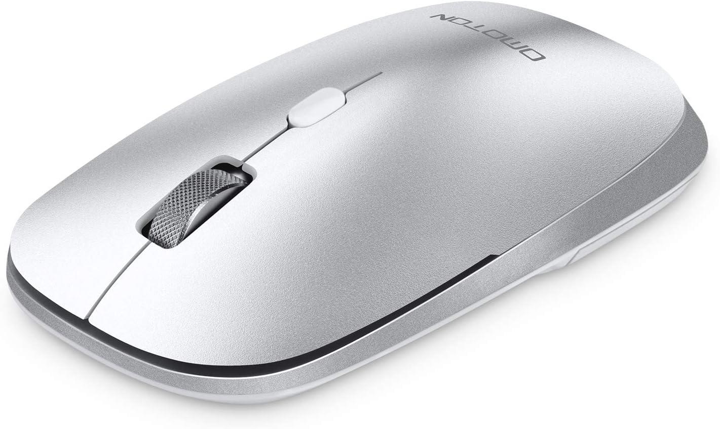 Omoton Dual-Mode Bluetooth Wireless Mouse $7.49 Coupon