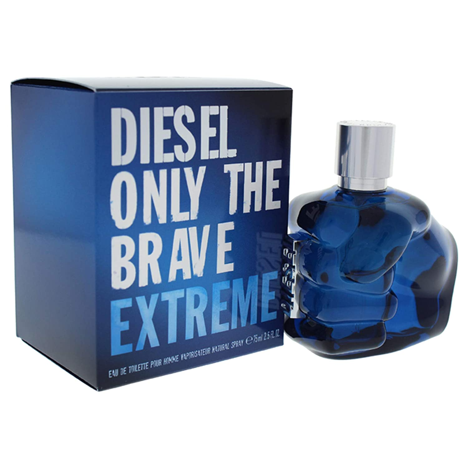 Diesel Excellence Only The New life Brave Extreme By for Oz - Men Spr Edt 2.5