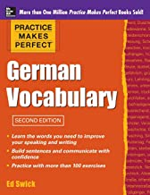 Best practice makes perfect: german vocabulary Reviews