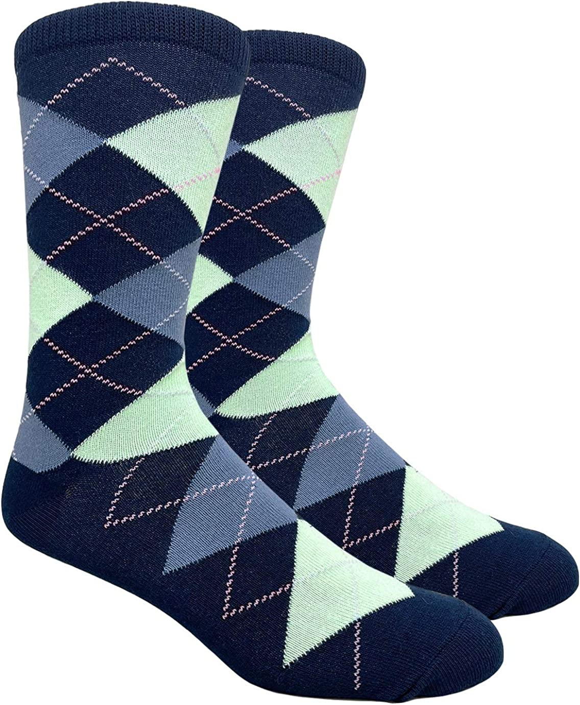 Urban-Peacock Men's Dress Groomsmen Socks Time sale Mul Various Easy-to-use Patterns -