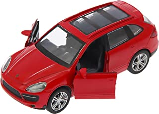 porsche cayenne turbo model car