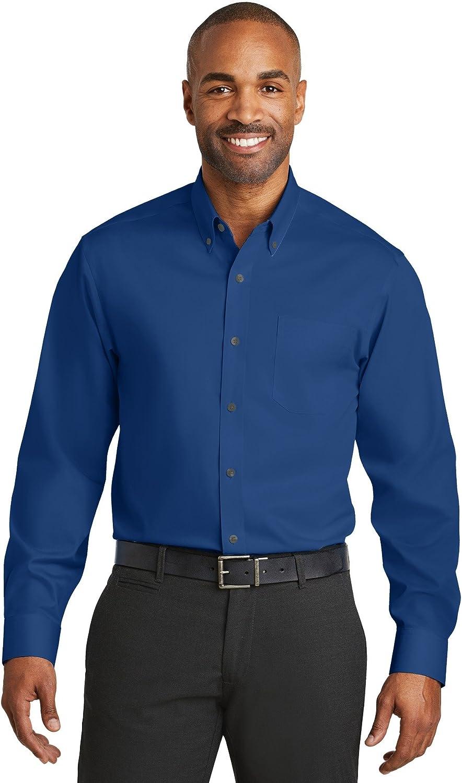 Red House Non-Iron Twill Shirt. RH78
