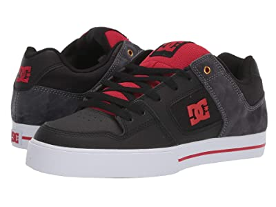 DC Pure SE (Black/Red) Men
