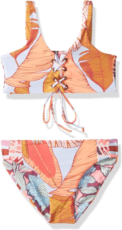 National products Maaji Girls' Four Way Faux Up Bikini Swimsuit Lace Manufacturer regenerated product Set