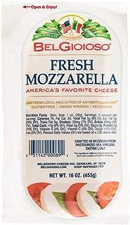 Belgioioso, Fresh Mozzarella Log, 1 lb