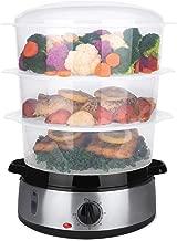 Best 3 tier electric food steamer Reviews