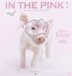 In the Pink 2015 Calendar (Multilingual Edition)