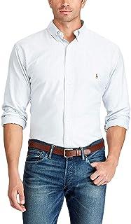 Mens Classic Fit Oxford Longsleeve Buttondown Shirt