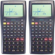 Graphing Calculator – CATIGA CS121 - Scientific and Engineering Calculator - Programmable System (2pcs)