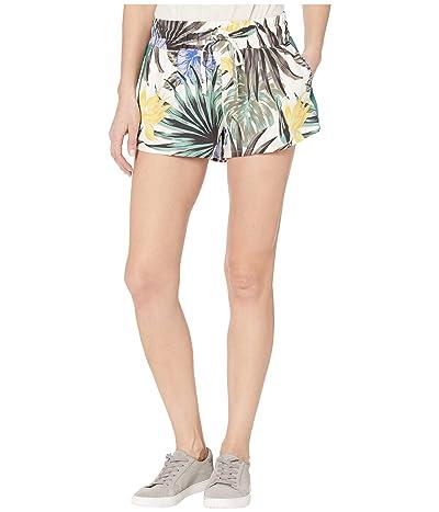 Hurley Printed Beach Shorts (Sail) Women