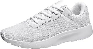 BAOFUBA Herren Laufschuhe Sportschuhe Sneaker Running Tennis SchuheAtmungsaktiv Leichte Turnschuhe Gym Fitness Komfortabel...