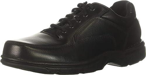 Rockport Rockport Eureka Cuir Chaussure de Marche, Noir, 40 EU  prix ultra bas