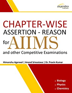 Best assertion and reason for aiims Reviews