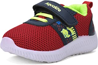 Aqualite Red Moccasins